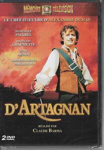 Dvd - D'Artagnan