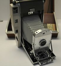 Vintage Polaroid 800 Land Camera +  Wink- Light, Timer, meter MINT in Case