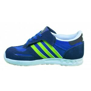 online store 82117 fdd65 Image is loading Shoes-Baby-Shoes-Baby-Kid-Adidas-Originals-LA-