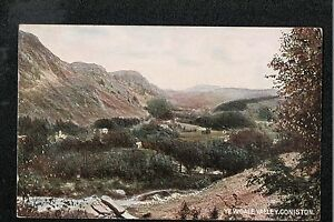 L-K-Yewdale-Valley-Coniston-1959-Postcard-FAIR-QUALITY-L-K