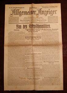 Erfurt-General-Display-9-December-1915-Historical-Newspaper-1-World-War