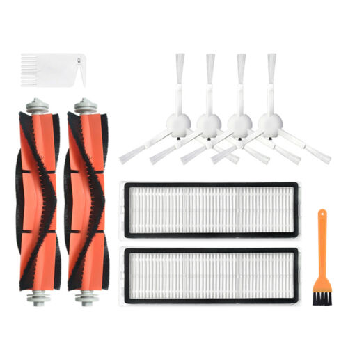 Main//Side Brush//Filter//Mop Spare Parts for Xiaomi Mijia 1C Robot Vacuum Cleaners