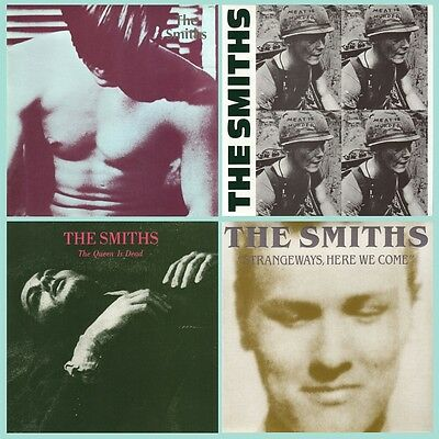 The Smiths Albums Bundle - Smiths/Meat Is/Queen Is/Strangeways - Vinyl LP  *NEW* | eBay