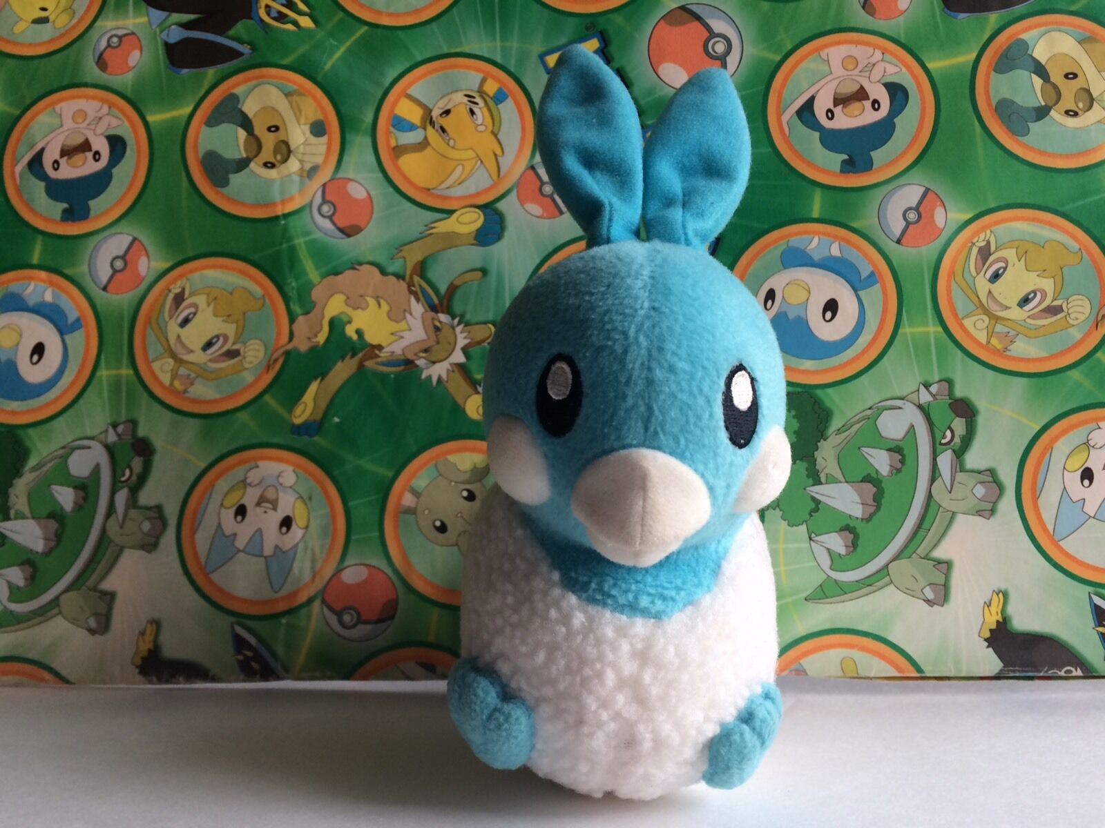 Pokemon Plush Altaria 2004 2004 2004 Banpresto Japan UFO Legit Poke doll stuffed figure 80c517