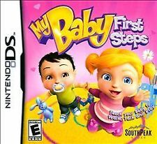 My Baby First Steps DS -- Game ONly