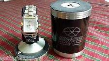 NEW REACTOR 95102 Fusion 2 Analog Stainless Steel Two Tone Men's Watch