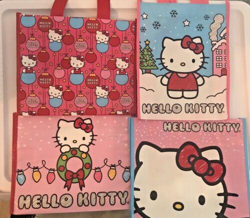 Hello Kitty Christmas Bags (set of 4)