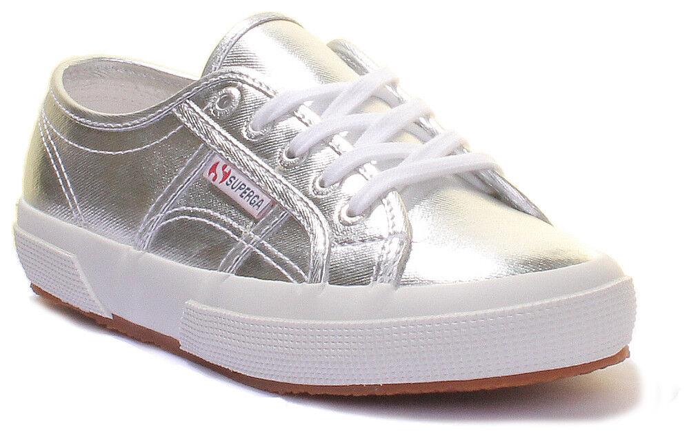Superga Superga Superga 2750 Cotu damen Leinen Schuhe 3-8  | Ausgewählte Materialien  19c810