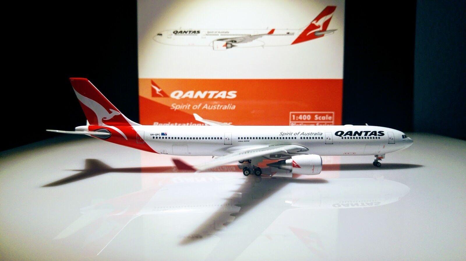 New 1 400 Phoenix Qantas Airbus A330-300 VH-QPC