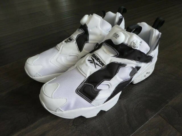 4117fb63a3a10 Reebok Instapump Fury OB shoes sneakers men s new AR1413 white Overbrandes  Pump