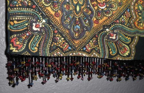 bordi Nwt rilievo Segal Gonna multicolore in con Sz Image 10 For Creative Linda wAFRqY7q