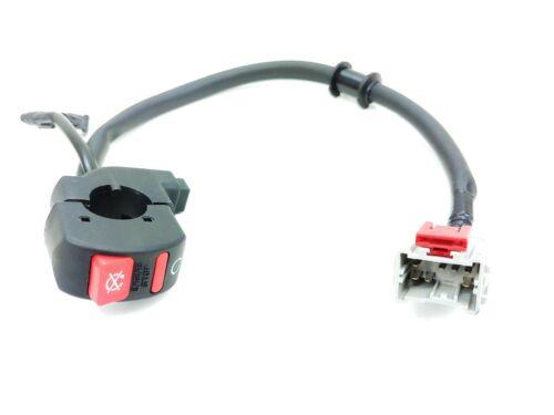 New Genuine Honda Kill Switch 13-19 CBR600RR Engine Start Stop On//Off #X244