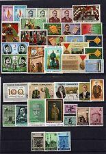 Türkei ** - Jahrgang 1968 - Nr. 2080 - 2119 - KW 44,-- €  ( 25727 )
