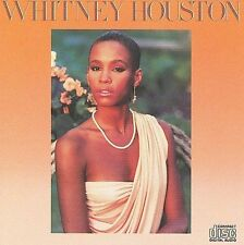 Whitney Houston by Whitney Houston (CD, Jul-1985, Arista)
