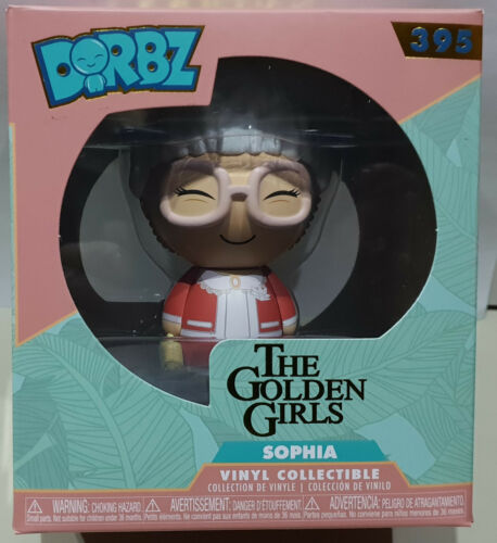 Funko dorbz the Golden Girls Sophia VINILE PERSONAGGIO IN BOX #395