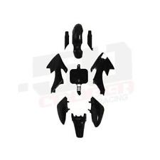 50cc Plastic Body Kit Black Honda CRF XR 50 XR50 CRF50 Mini Pit Dirt Bike CRF