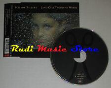 CD Singolo SCISSOR SISTERS Land of a thousand words 2006 eu POLYDOR (S2) mc dvd