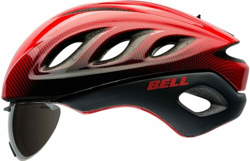 Bell Race Pro Star Transitions adaptive Eye Helmet Face Shield NEW
