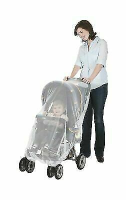 Universal Pram Mosquito Net Buggy Stroller Pushchair Bug Insect Car Seat ON 01