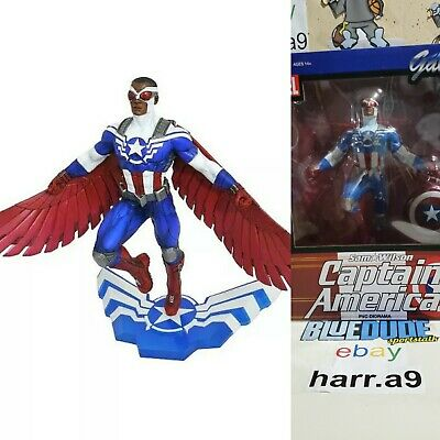 Marvel Gallery Captain America PVC Figure Statue Sam Wilson