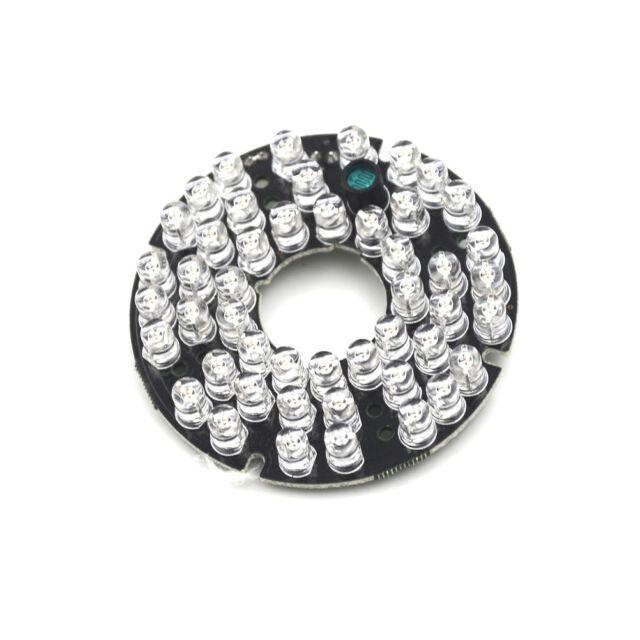 48 LED IR Infrared Illuminator 60 Degree Bulb Board For CCTV Security Camera MEC