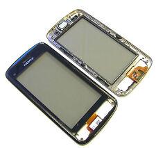 Original Nokia C6-01 Touchscreen Touch Glas Rahmen Digitizer Frame + Hörmuschel