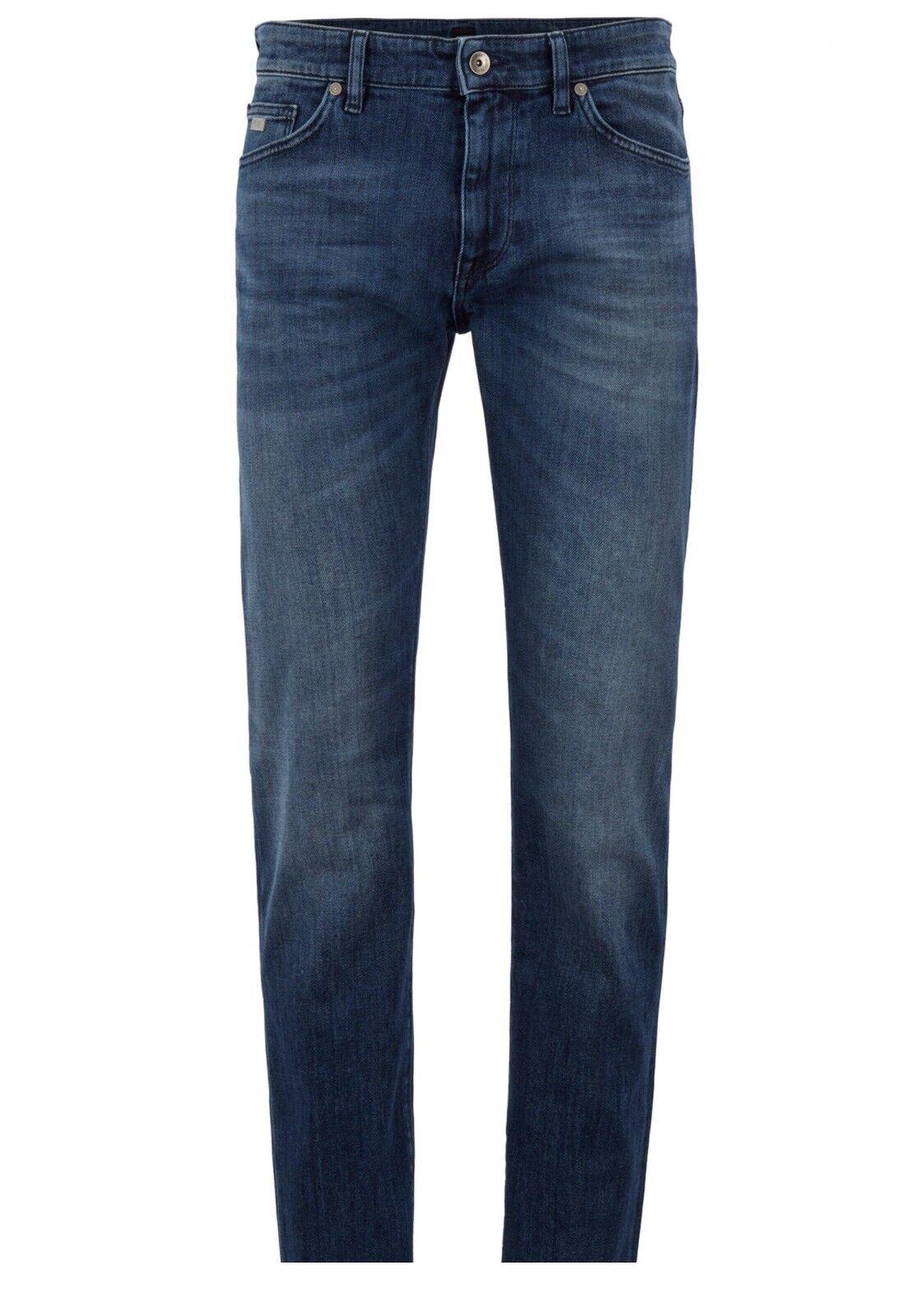 Jeans da Uomo 34 vita 32 gamba by Hugo Boss AM AINE 3' NUOVA COLLEZIONE-PREZZO D'AFFARE