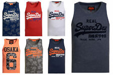 New Mens Superdry Factory Seconds Tops Selection 0108