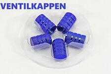 Ventilverschlüsse Blau new Ventil Kappen Ventilkappen Set