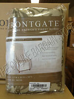 Frontgate Ashley Signature Outdoor High Back Chair Patio 24 Vinyl Cover 44109