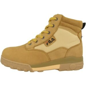 Details about FILA Grunge Mid Shoes Outdoor Boots Retro Trekking Casual Boots 1010107 show original title