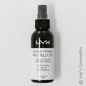 1-NYX-Makeup-Setting-Spray-034-MSS02-034-Dewy-Finish-Long-Lasting-Joy-039-s-cosmetics