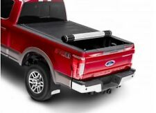 2017 Ford Super Duty F250 F350 F450 Hard Roll Up Tonneau Cover FORD with LOGO 8'