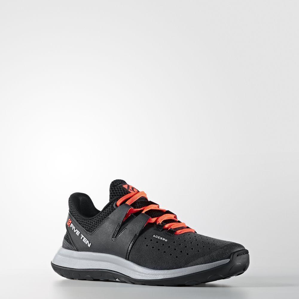 b741f810487 Five Ten Access Men s Approach Shoe Carbon Leather 10.5 for sale ...