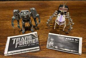 Transformers Revenge Of The Fallen Decepticon Ejector & Scalpel RotF DotM AoE