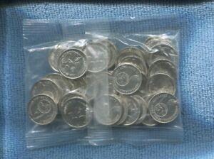 2016 Changeover Change Over RAM Mint Bag of 5 Five Cent UNC Coins Sachet