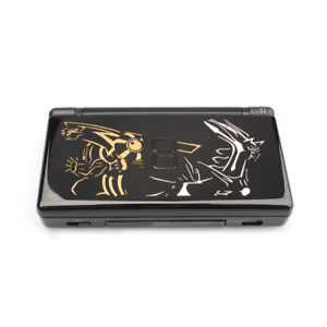 Black-Pokemon-Refurbished-For-Nintendo-DS-Lite-Game-Console-NDSL-Video-Console