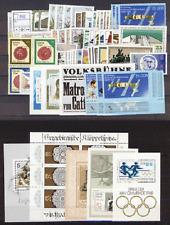 DDR 1988 Jahrgang postfrisch komplett einwandfrei