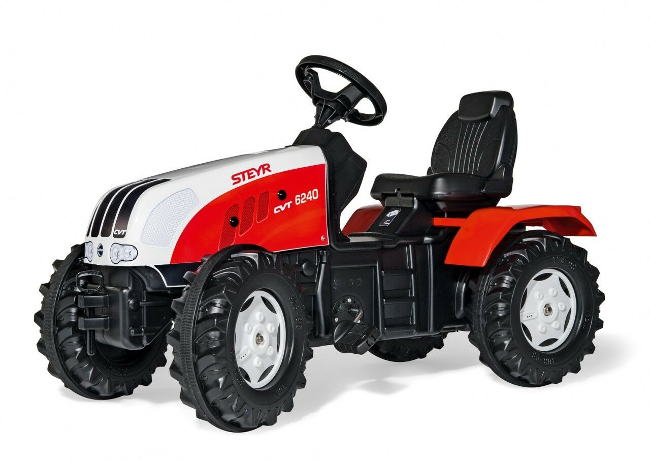 035304 CVT RollyFarmtrac Steyr CVT 035304 6225 Rolly Toys ca2b75