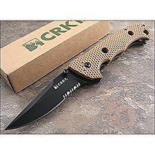 Columbia River Knife & Tool Hammond Desert Cruiser Black Partially - Imported