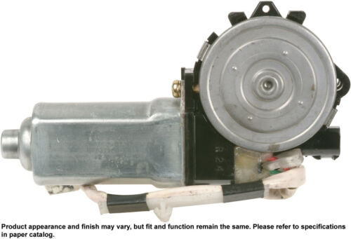 Power Window Motor-Window Lift Motor Rear Left,Front Right Cardone Reman
