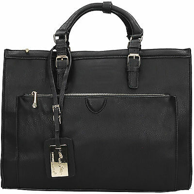 SWANKYSWANS® Womens Ladies Premium Designer Work Bag Business Large Handbag