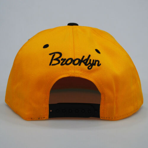 State Property AUTHENTIC Brooklyn script NY Snapback Era Baseball Hat Cap