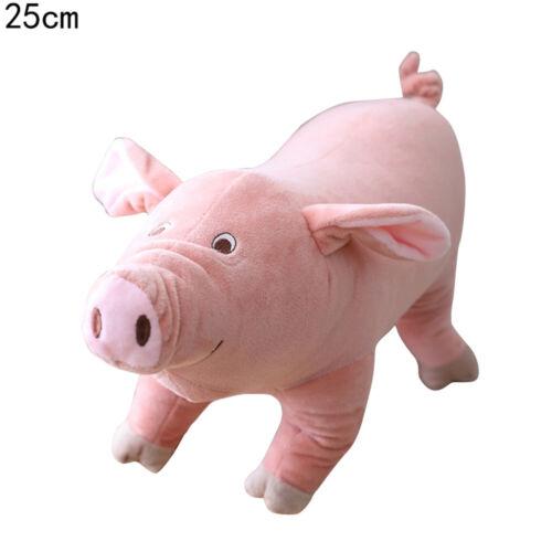 25//40CM PLUSH CARTOON PIG TOY SOFT STUFFED DOLL KIDS BABY GIFT HOME DECOR FADDIS