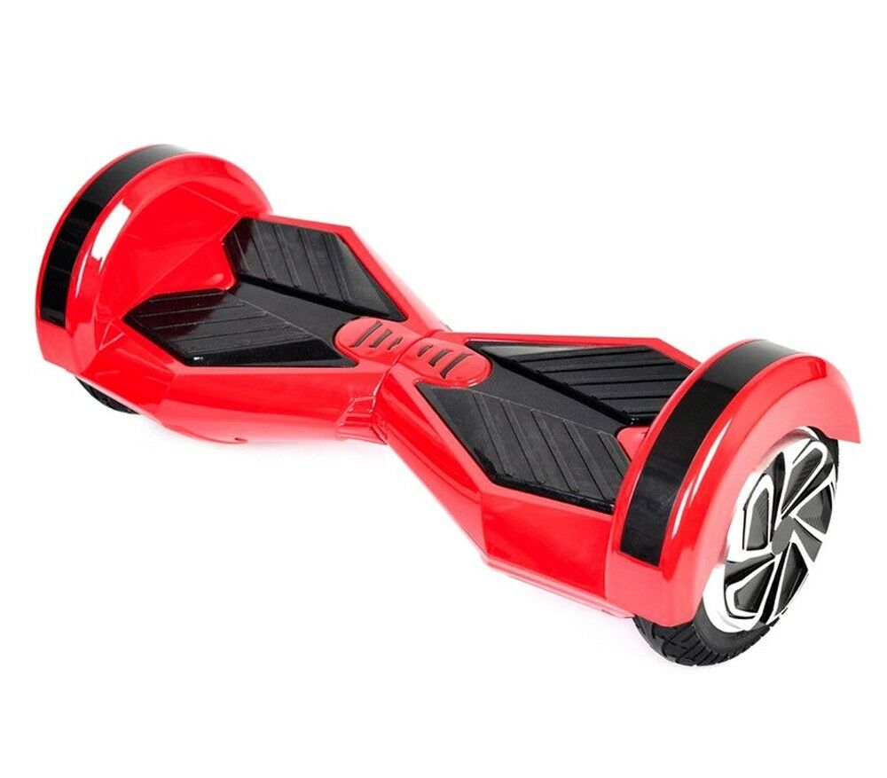 Hoverboard BSCI ruote 8 pollici SMART DRIFTING SCOOTER fantasia Lamborghini rosso