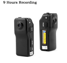 Mini Spy Camera with Recorder Motion Activated Nanny Cam for Home with Audio