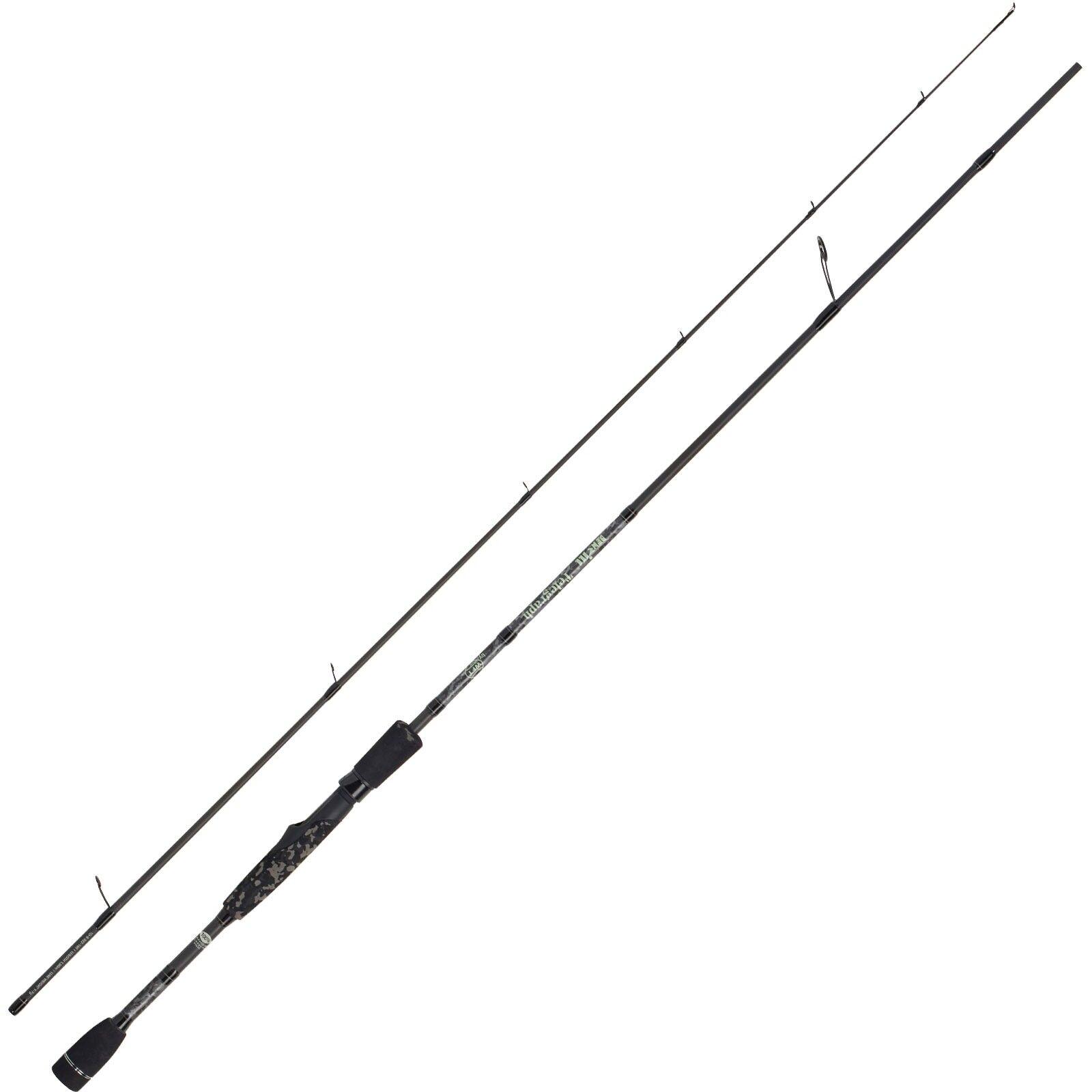 WFT canna da pesca spinning – penzill Telegraph UL 2,10m 17g 2 Pezzi Ultra Light
