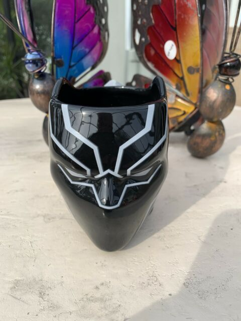 Marvel Comics Sculpted Coffee Mug Black Panther For Sale