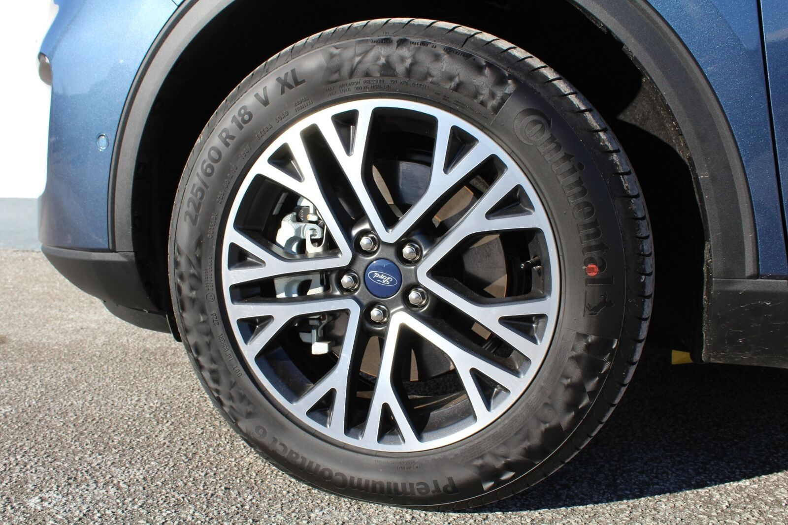 Ford Kuga 2,5 PHEV Titanium X CVT - billede 3