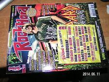 Rock Hard n°132 + CD / Def Leppard Deep Purple Mike Tramp Anvil Schenker ....